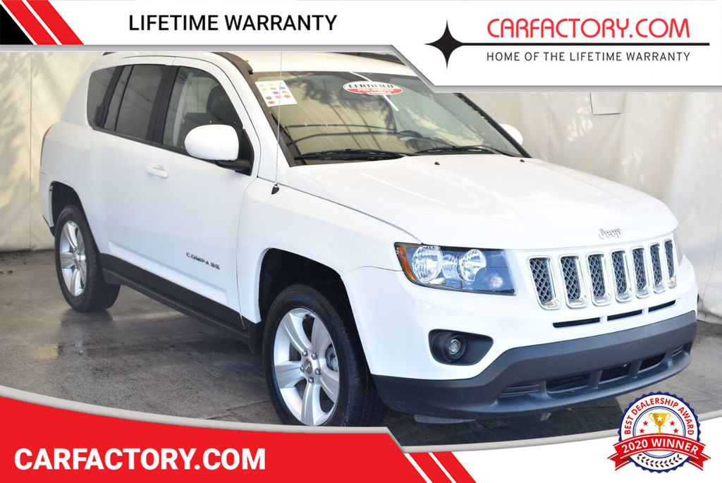 2016 Jeep Compass 4WD 4dr Sport - 18007564 - 0