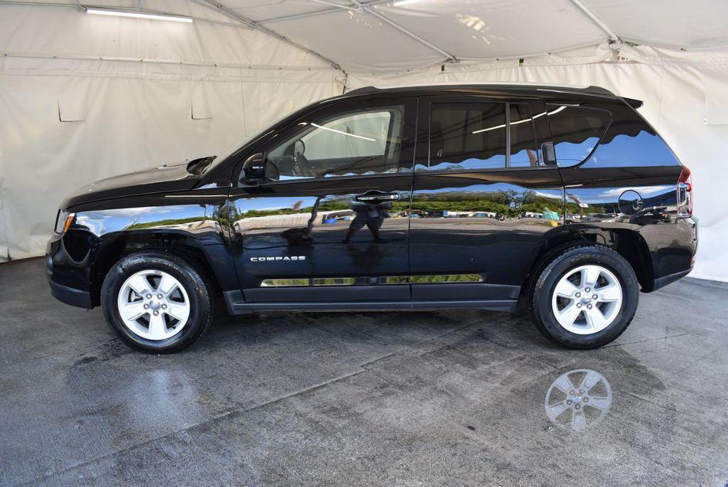 2016 Jeep Comp Fwd 4dr Laude 16308767 4