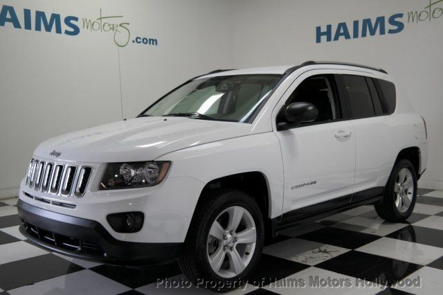 2016 Jeep Comp Fwd 4dr Sport 15569104