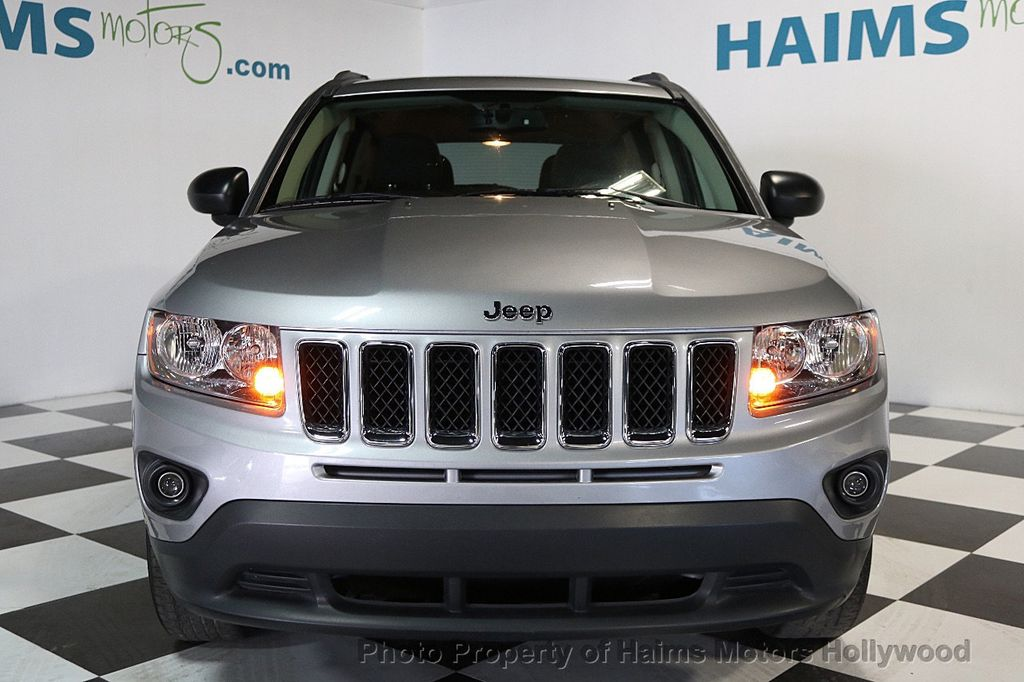 2016 Jeep Compass FWD 4dr Sport - 17546720 - 2