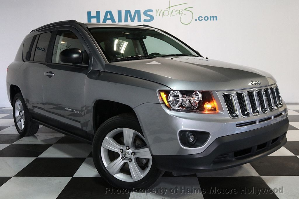 2016 Jeep Compass FWD 4dr Sport - 17546720 - 3