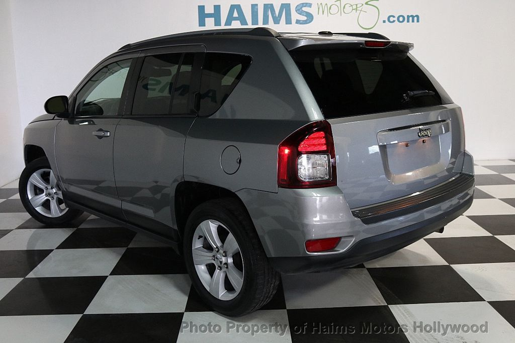 2016 Jeep Compass FWD 4dr Sport - 17546720 - 4