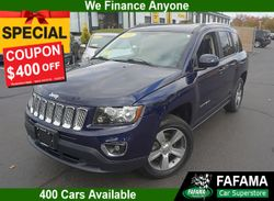 2016 Jeep Compass - 1C4NJDEB2GD773141