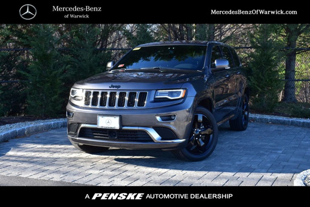 2016 Jeep Grand Cherokee 4WD 4dr High Altitude - 18372590 - 0
