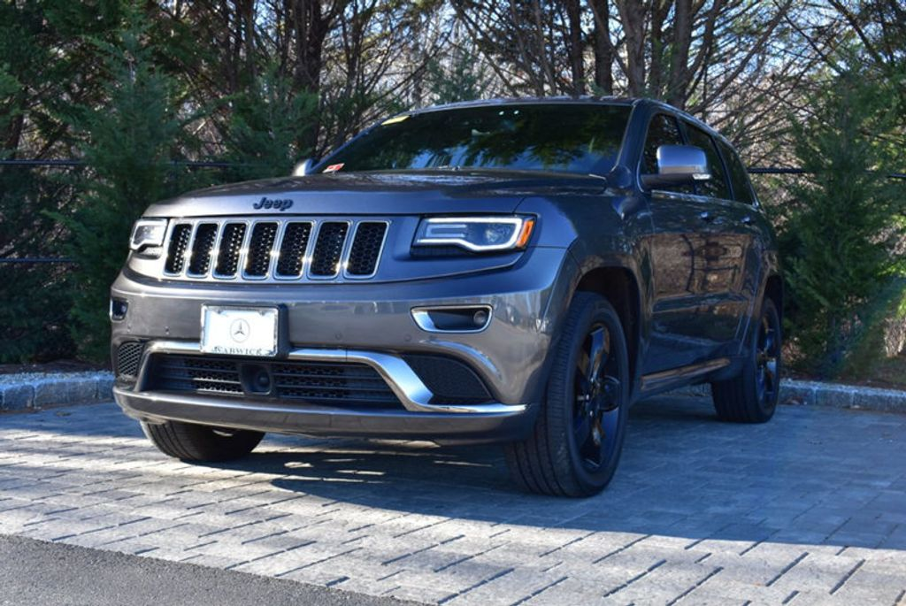 2016 Jeep Grand Cherokee 4WD 4dr High Altitude - 18372590 - 9