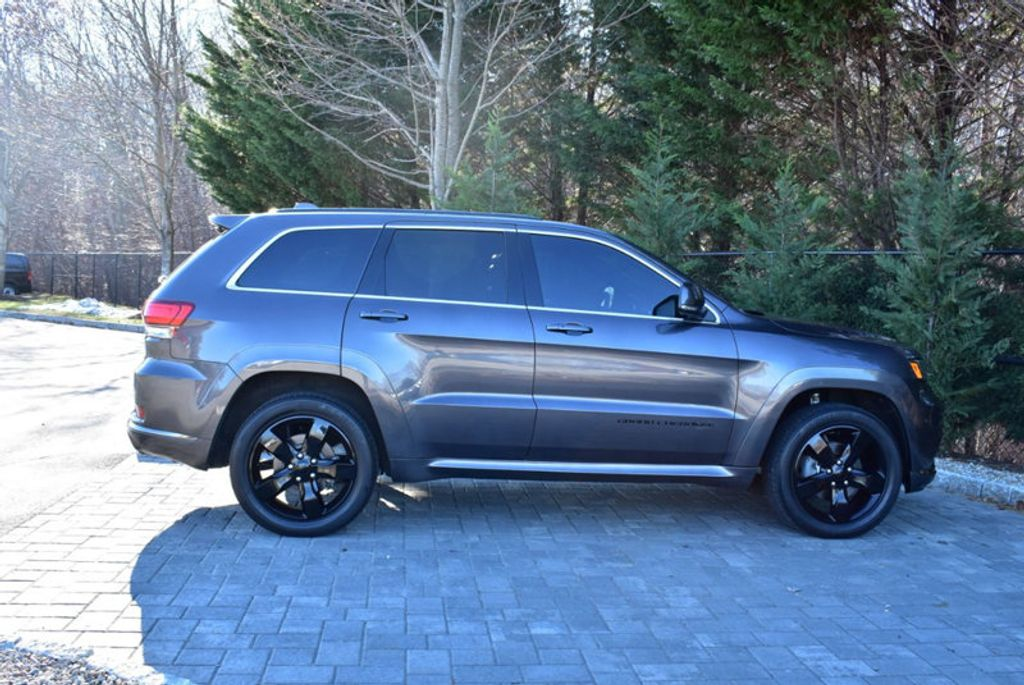 2016 Jeep Grand Cherokee 4WD 4dr High Altitude - 18372590 - 5