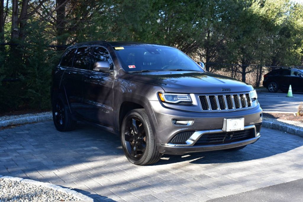 2016 Jeep Grand Cherokee 4WD 4dr High Altitude - 18372590 - 6