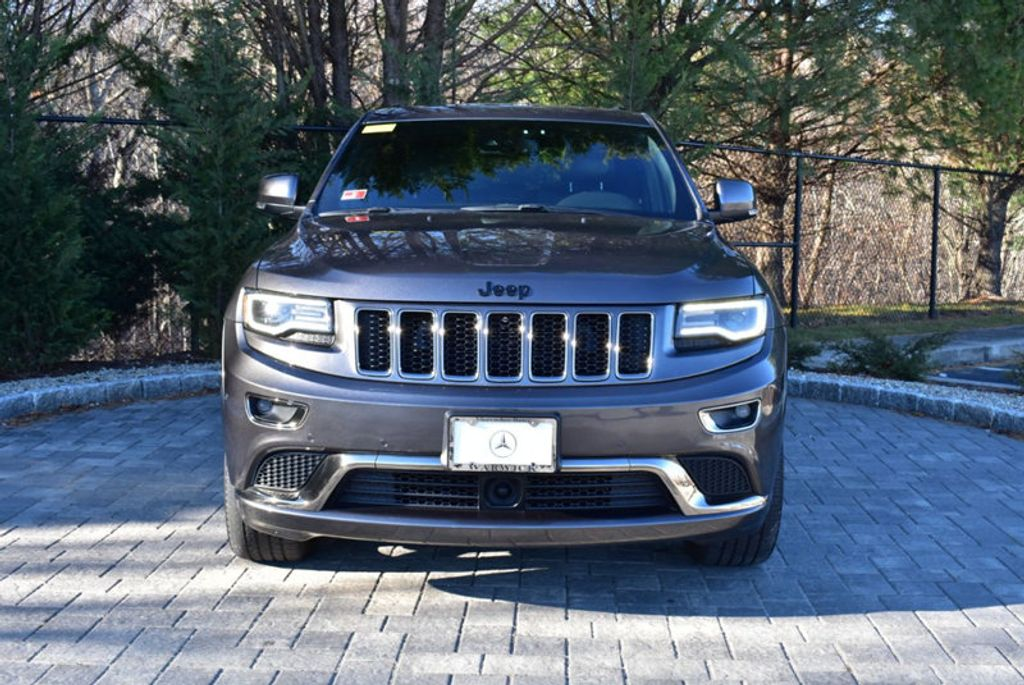 2016 Jeep Grand Cherokee 4WD 4dr High Altitude - 18372590 - 7