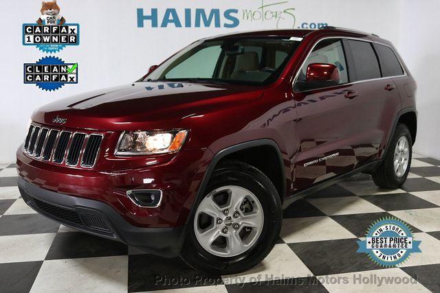 2016 used jeep grand cherokee 4wd 4dr laredo at haims - 2016 jeep grand cherokee exterior colors ...
