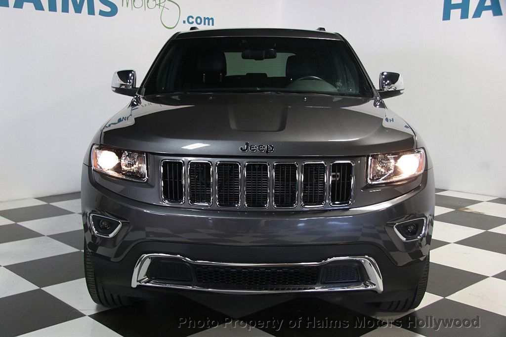 2016 Jeep Grand Cherokee 4WD 4dr Limited - 16988534 - 2