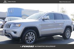 2016 Jeep Grand Cherokee - 1C4RJFBG5GC398543