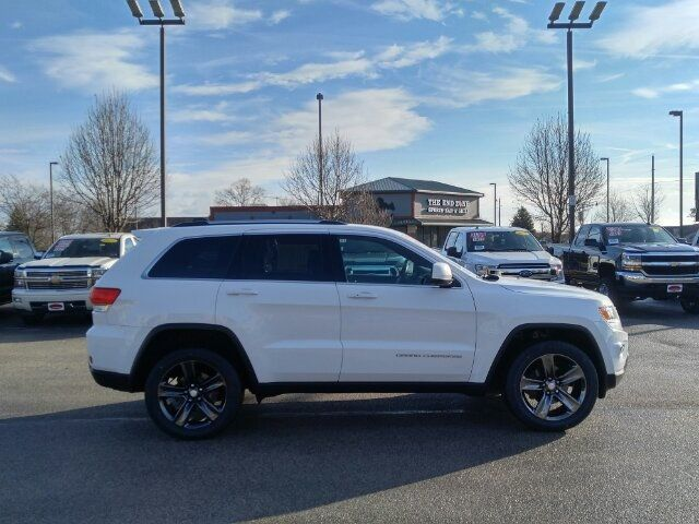 Jeep Laredo 2016 >> 2016 Used Jeep Grand Cherokee Laredo 4x4 20 Black Srt Rims New Tires 8 4 Touch Screen At Auto Express Lafayette In Iid 19663370