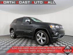 2016 Jeep Grand Cherokee - 1C4RJFBG6GC489207