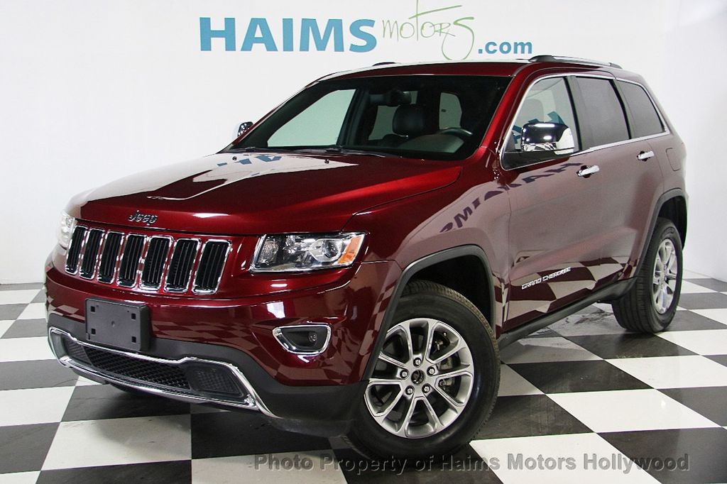2016 Used Jeep Grand Cherokee LOOK 4X4 at Haims Motors Serving