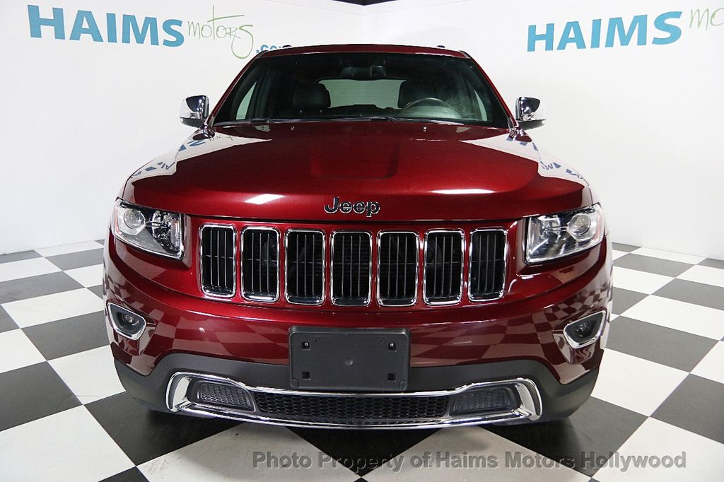 2016 Jeep Grand Cherokee **LOOK** 4X4   16554647   1