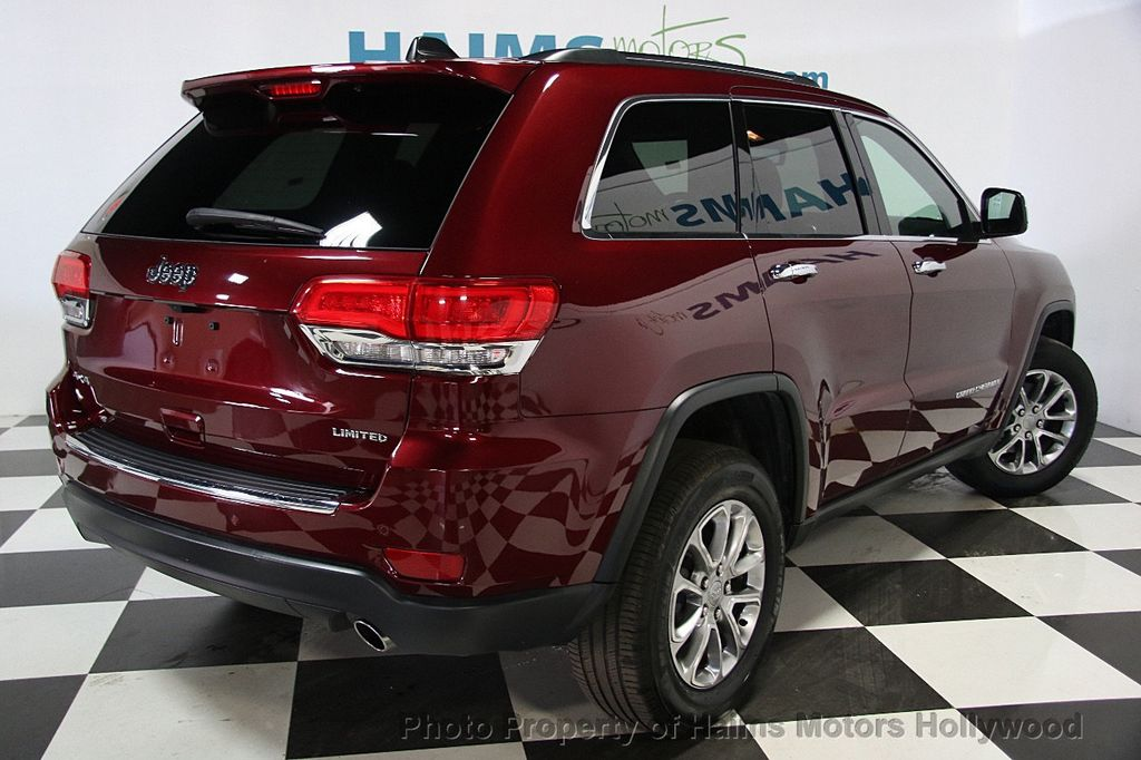 2016 used jeep grand cherokee look 4x4 at haims motors hollywood serving fort lauderdale. Black Bedroom Furniture Sets. Home Design Ideas