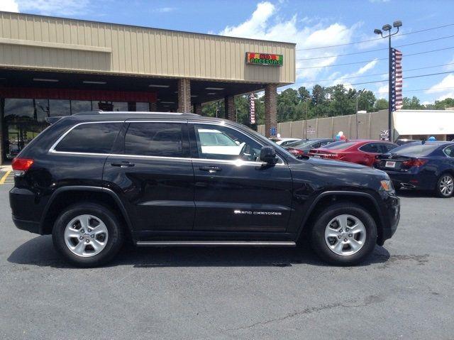 2016 Used Jeep Grand Cherokee RWD 4dr Laredo at City Auto Sales of  Hueytown, AL, IID 19014393