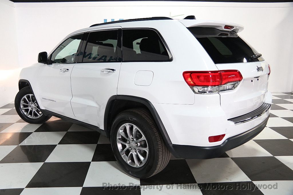 2016 Jeep Grand Cherokee RWD 4dr Limited - 16425703 - 3