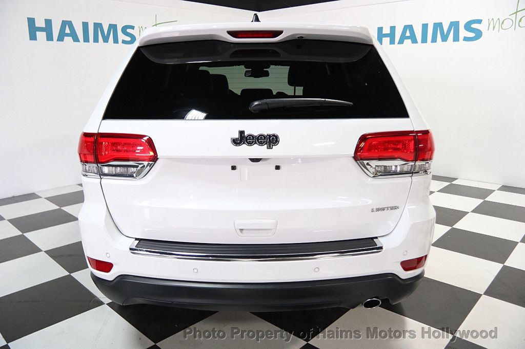 2016 Jeep Grand Cherokee RWD 4dr Limited - 16425703 - 4