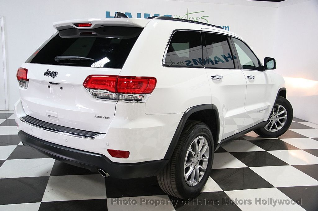 2016 Jeep Grand Cherokee RWD 4dr Limited - 16425703 - 5