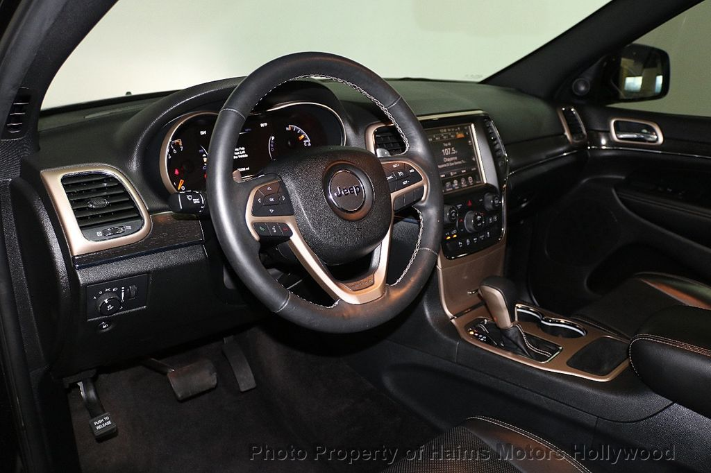 2016 Jeep Grand Cherokee RWD 4dr Limited - 17975799 - 18