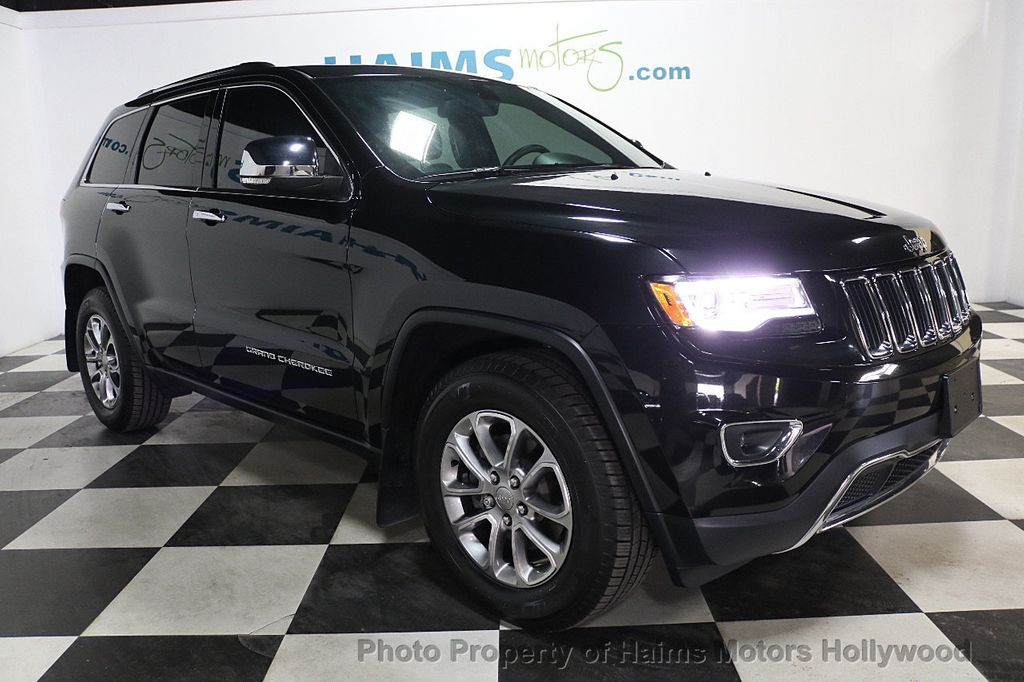 2016 Jeep Grand Cherokee RWD 4dr Limited - 17975799 - 3