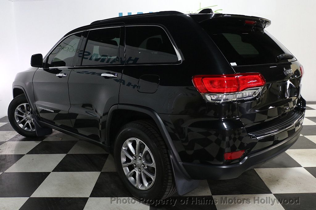 2016 Jeep Grand Cherokee RWD 4dr Limited - 17975799 - 4
