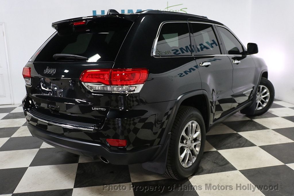 2016 Jeep Grand Cherokee RWD 4dr Limited - 17975799 - 6