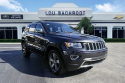 2016 Jeep Grand Cherokee - 1C4RJEBG4GC307126