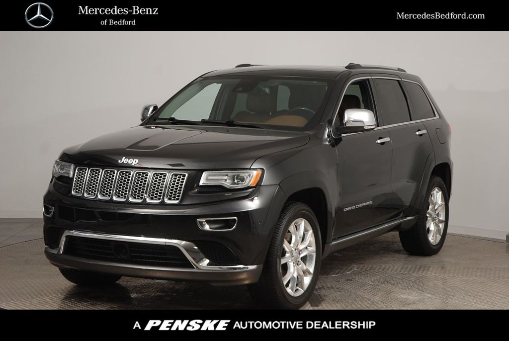 2016 Jeep Grand Cherokee Summit Suv For Sale Bedford Oh 28 995 Motorcar Com