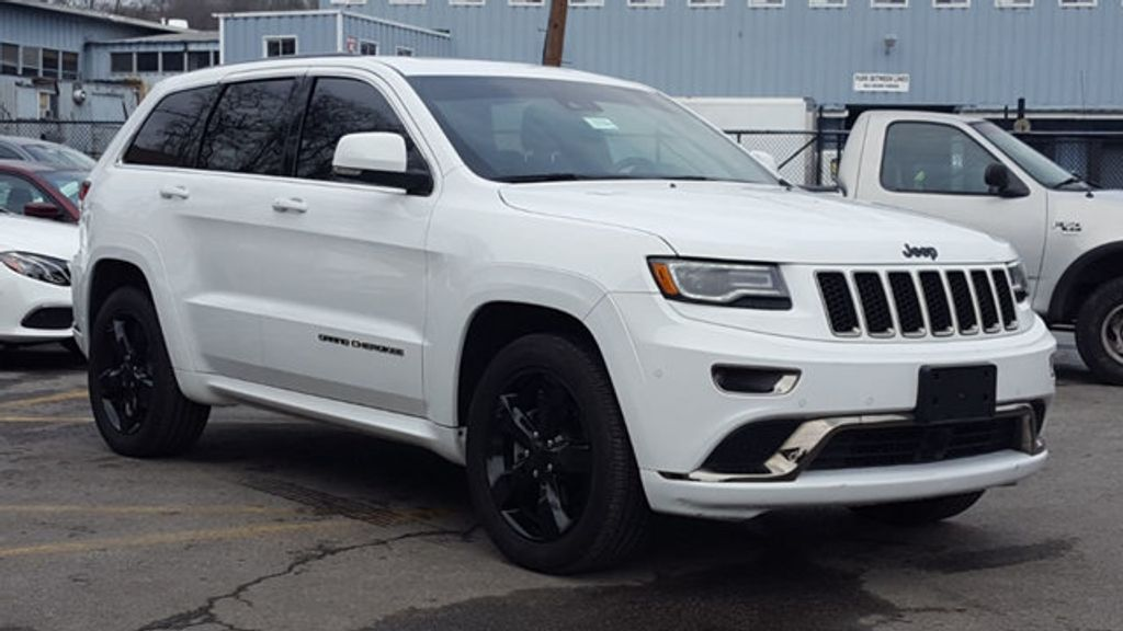 2016 used jeep grand cherokee w navigation at saw mill auto serving yonkers bronx new rochelle. Black Bedroom Furniture Sets. Home Design Ideas