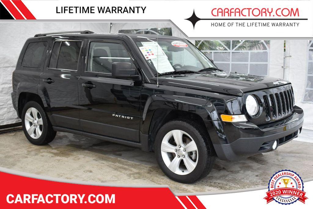 2016 Jeep Patriot  - 18689005 - 0