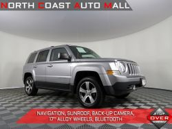 2016 Jeep Patriot - 1C4NJRFBXGD581123