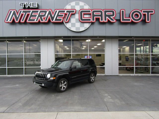 2016 Used Jeep Patriot 4wd 4dr High Altitude Edition At The Internet Car Lot Omaha Ne Iid 19108941