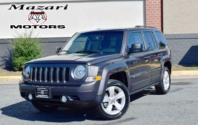 2016 Jeep Patriot 4WD 4dr Latitude SUV