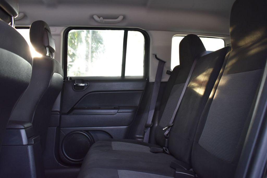 2016 Jeep Patriot SPORT - 18497655 - 10