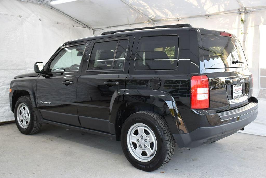 2016 Jeep Patriot SPORT - 18497655 - 3