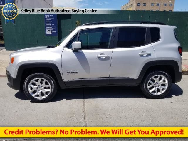 2016 Used Jeep Renegade 4WD 4dr Latitude at Comfort Used Cars Serving  Brooklyn, NY, IID 18898523