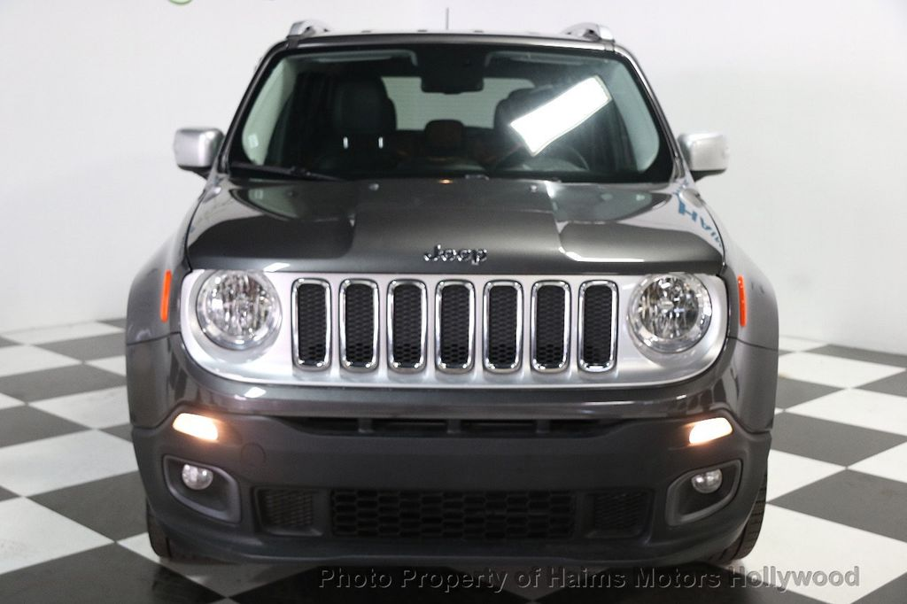 2016 Jeep Renegade FWD 4dr Limited - 16142383 - 2