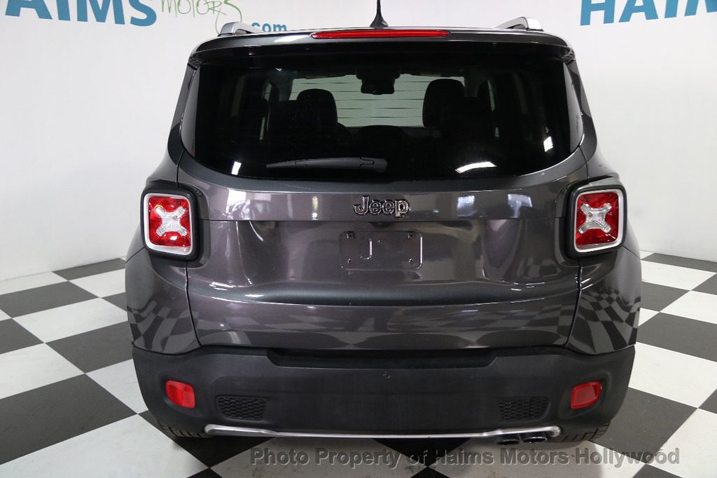 2016 Jeep Renegade FWD 4dr Limited - 16142383 - 5