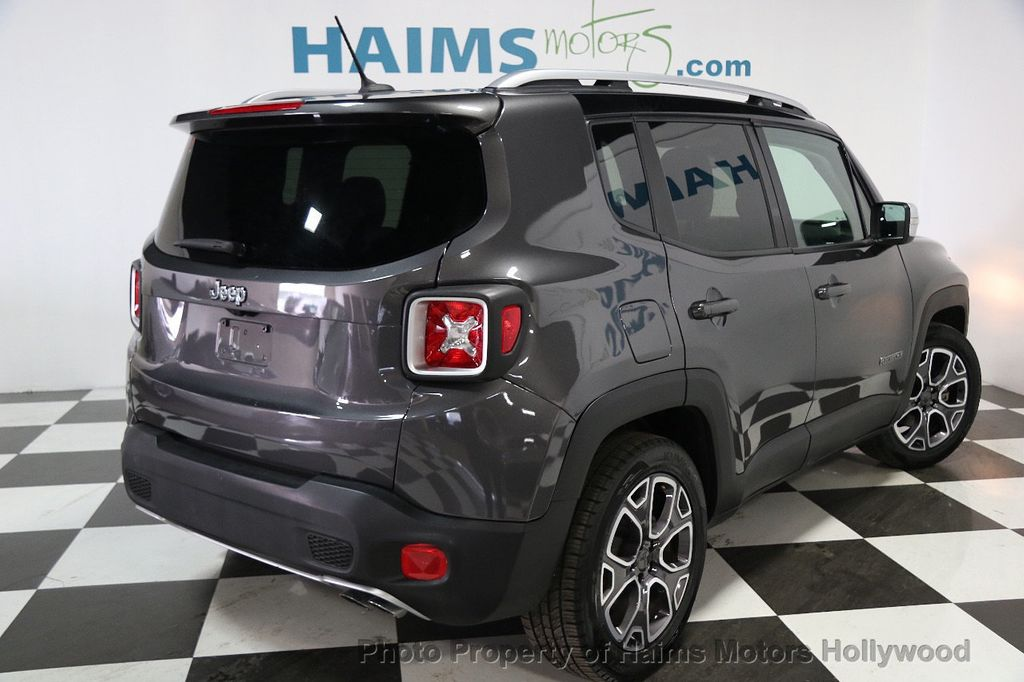 2016 Jeep Renegade FWD 4dr Limited - 16142383 - 6