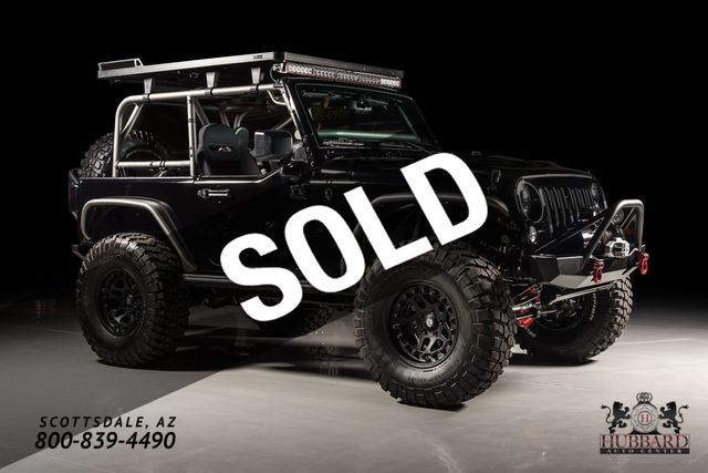 2016 Jeep Wrangler 4WD 2dr Rubicon Hard Rock