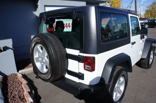 2016 Jeep Wrangler 4WD 2dr Sport - 18232208 - 3