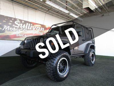Used Jeep Wrangler at Sullivan Motor Company Inc Serving