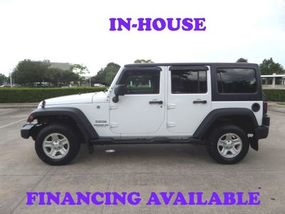 2016 Jeep Wrangler Unlimited 2016 Jeep Wrangler RHD with 4WD, 2-Owner, 139k, Extra Clean!! - Click to see full-size photo viewer