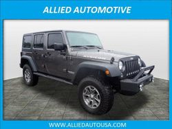 2016 Jeep Wrangler Unlimited - 1C4HJWFG0GL223817