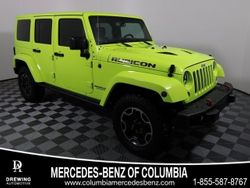 2016 Jeep Wrangler Unlimited - 1C4HJWFG1GL314322