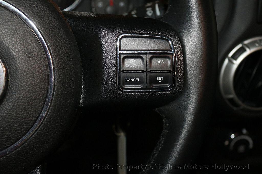 2016 Jeep Wrangler Unlimited 4WD 4dr Sahara - 17474880 - 35