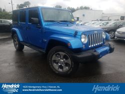 2016 Jeep Wrangler Unlimited - 1C4BJWEG7GL165521