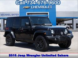 2016 Jeep Wrangler Unlimited - 1C4BJWEG2GL277448